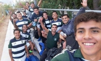 UNIVERSITARIO HOCKEY ASCENDIÓ Y MAÑANA JUEGA LA FINAL DEL CRC NOA